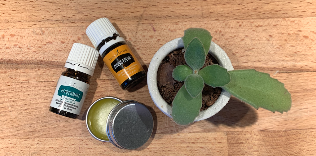 Essential Oil Salve
